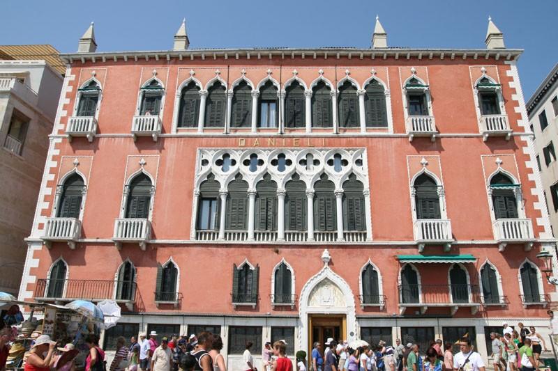 Venise hotel danieli for Venise hotel piscine