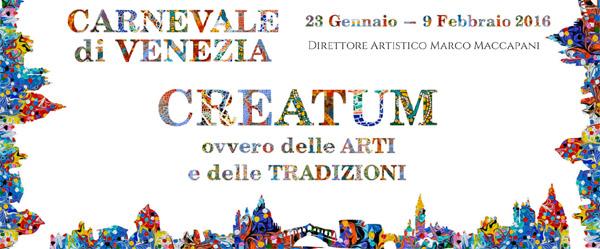date del carnevale di venezia 2018